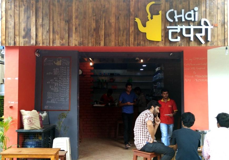 Chai Tapri nashik
