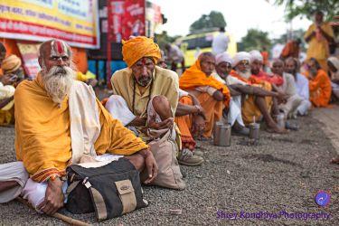 Nashik Photo essay Sadhugram/Tapowan Kumbhamela