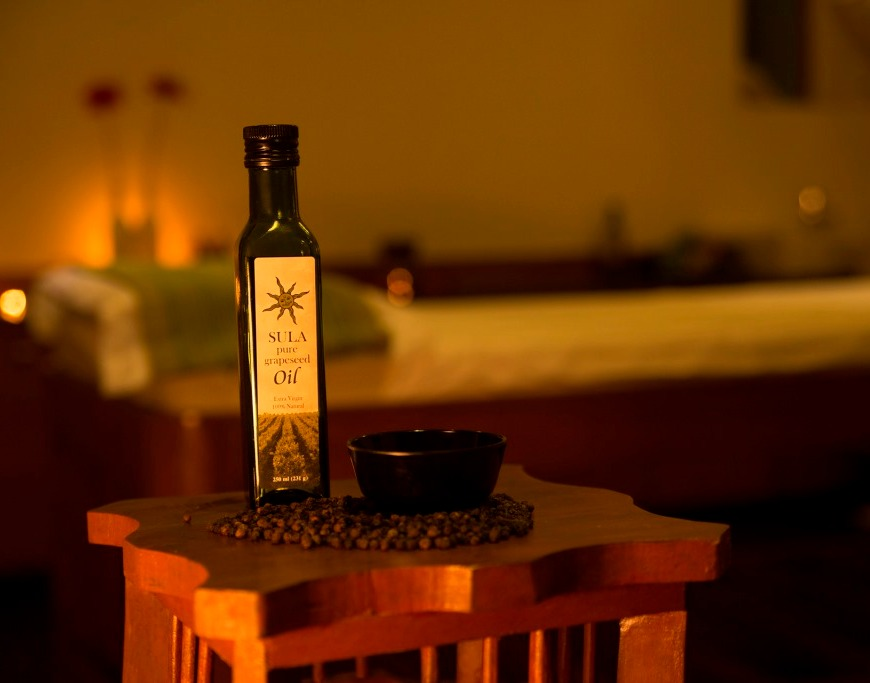 Grape Seed Oil by Sula Vineyards