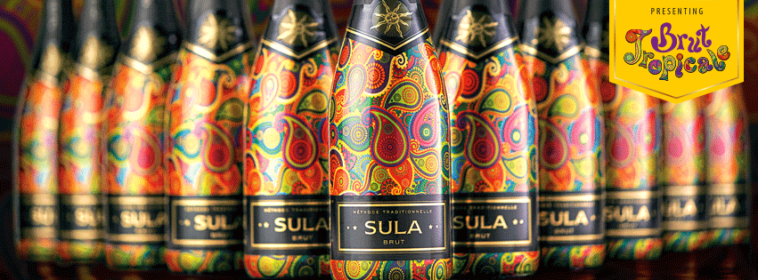 Brut Tropicale by Sula Vineyards