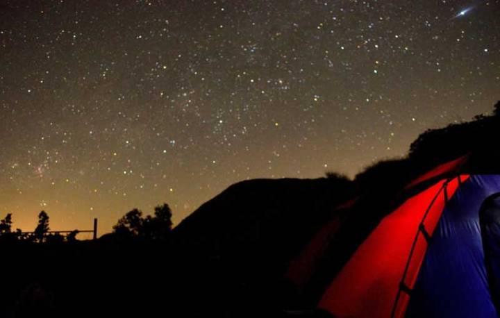 Bhandardara Camping