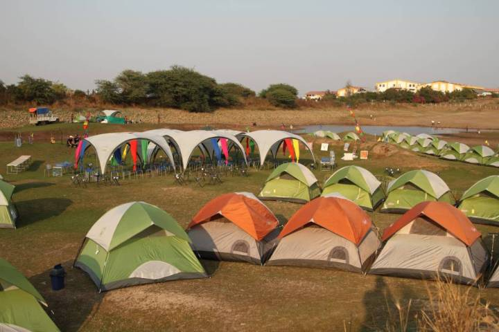 Tent City at SulaFest