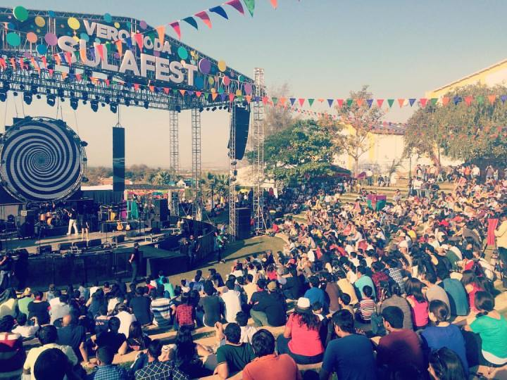 Sulafest 16 Sula Vineyards Nashik