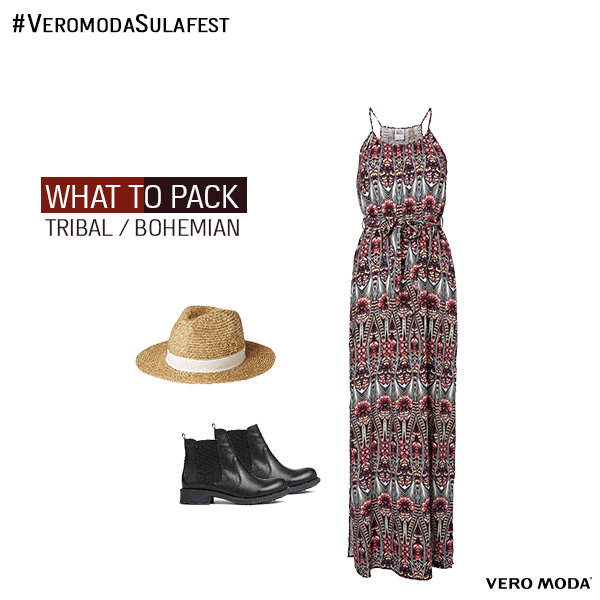SulaFest' 16 Vero moda Look Stylish