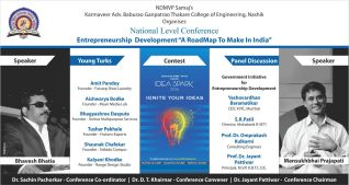 Entrepreneurship Development a Road-map to MakeinIndia