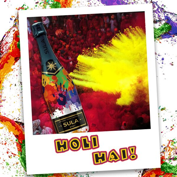 Add a Splash of colour this Holi