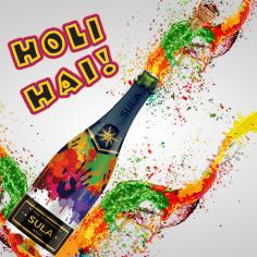 Celebrate Holi with Sula