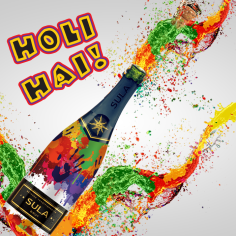 Celebrate Holi with Sula