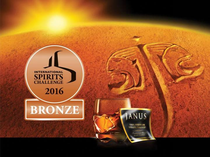 Janus by Sula Vineyards Grapes Brandy