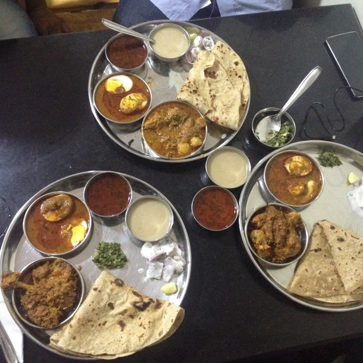 Gavkari Kolhapuri Thali Nashik