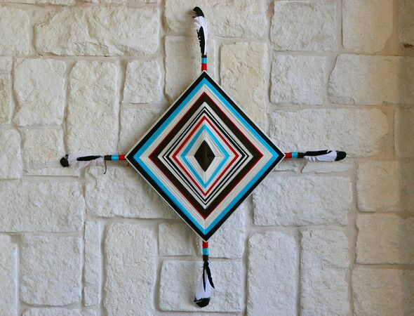 God's eye (ojo de dios)