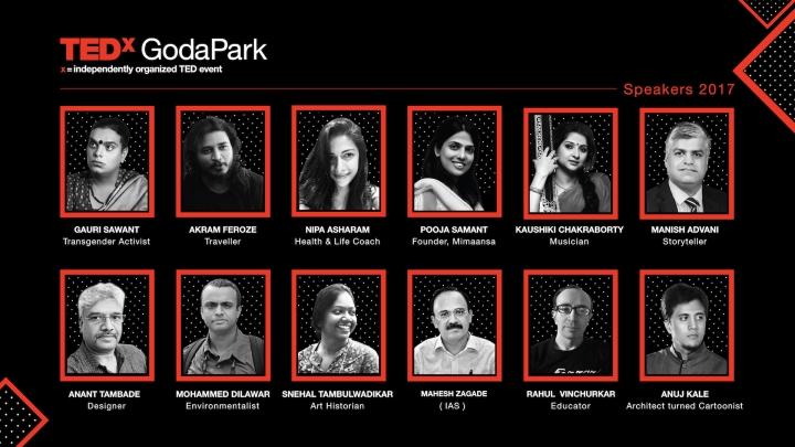 TEDx GodaPark Nashik