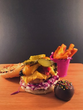 Mad Patties Burger Nashik