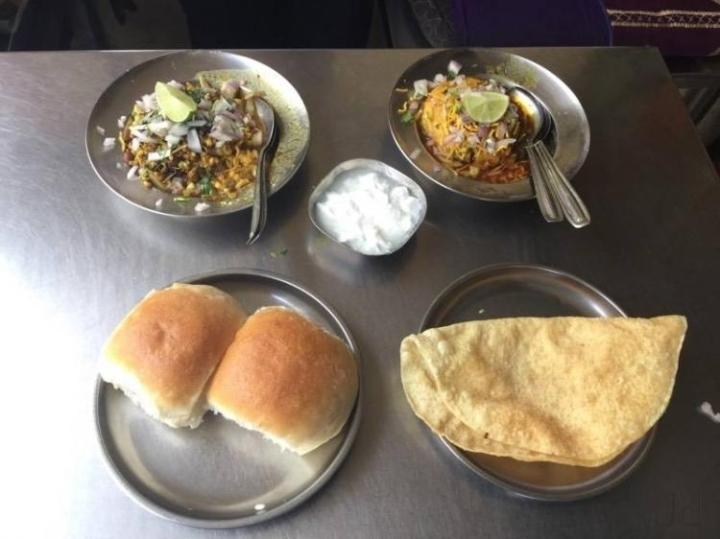 Om Tea House Bhadrakali Misal