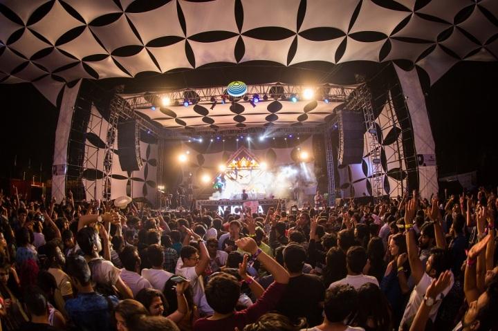 Atmasphere Stage @ SulaFest '17
