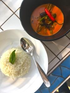 Thai Curry at Dionys Bistro & Lounge Nashik