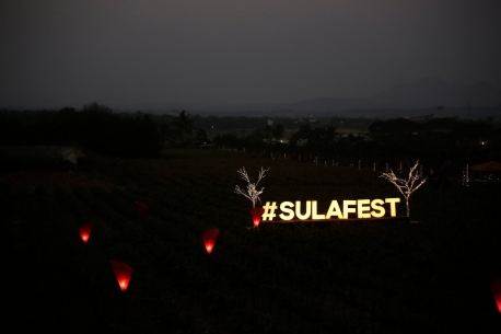 SulaFest 2018 Nashik Grape Stomping Wine Music Tinder