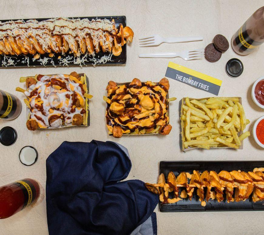 Bombay Fries Nashik