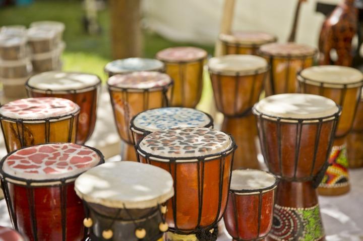 Drum Circle Nashi