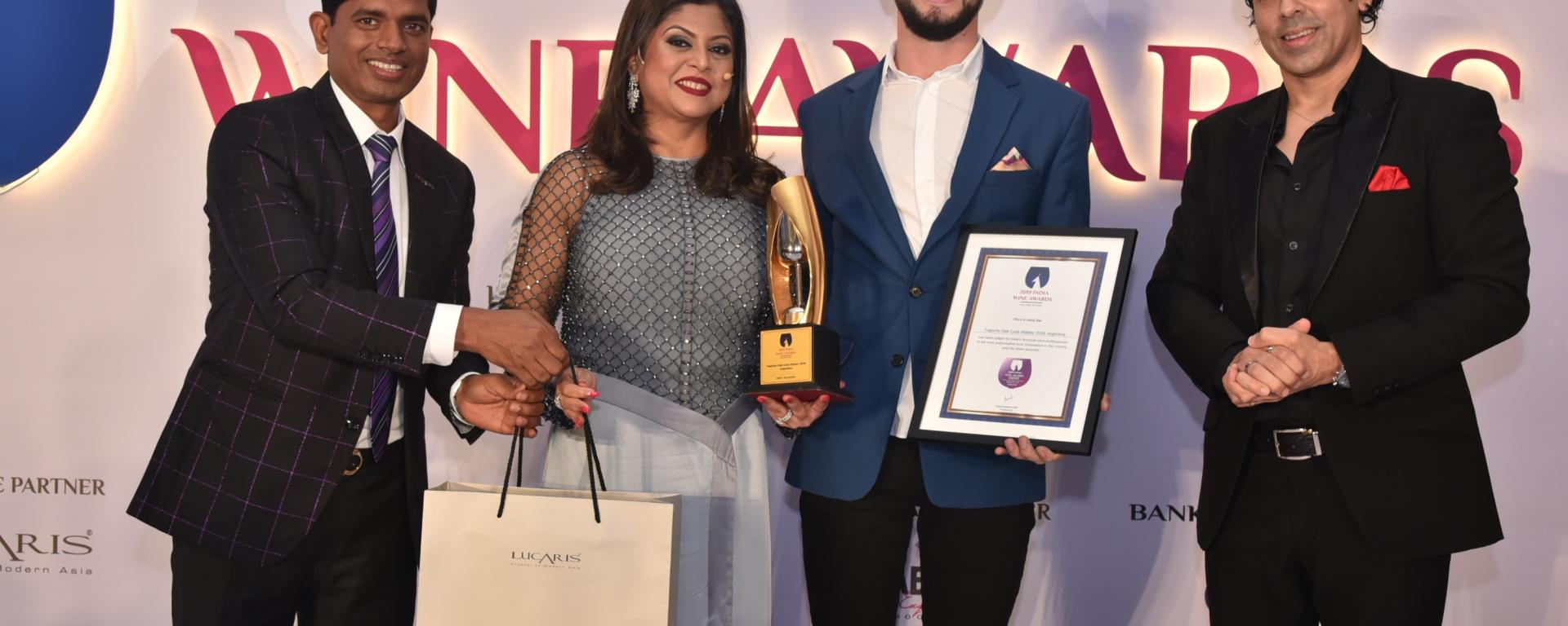 Sula Nashik Award