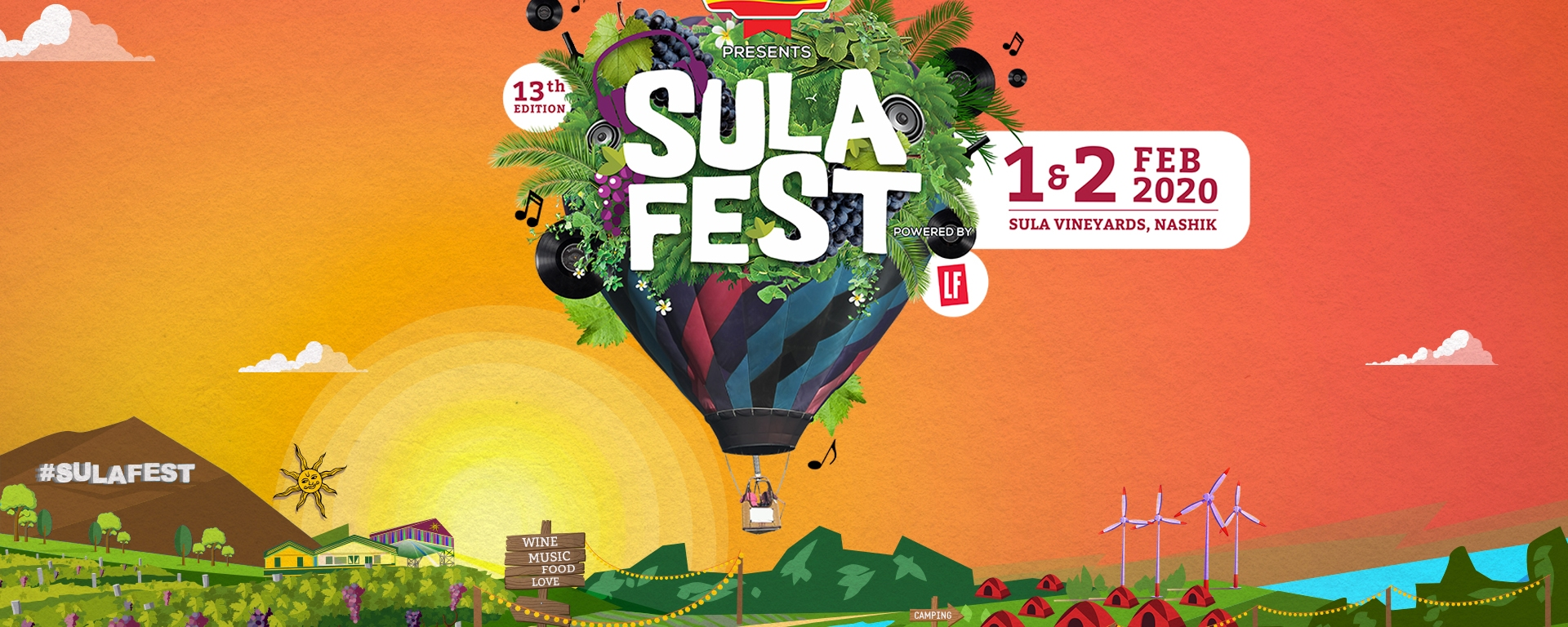 Sulafest Sula Vineyards Nashik